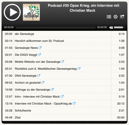 Podcastplayer (Neu)