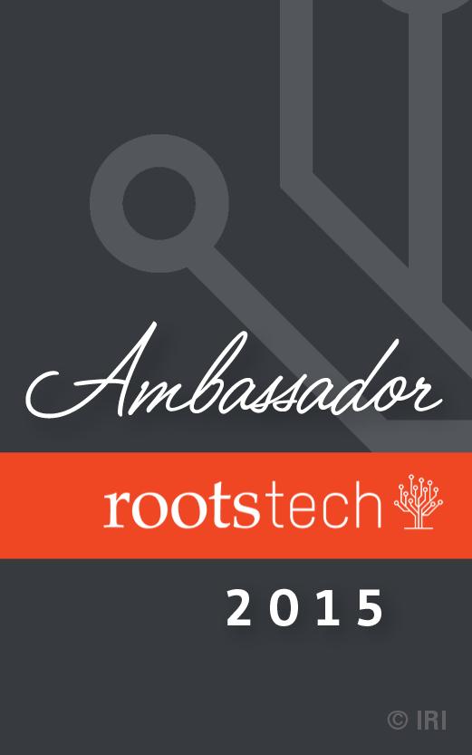 RootsTech 2015, Ambassador