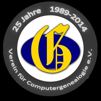 CompGen 25 Jahre Logo