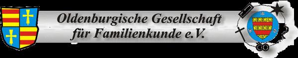 Oldenburgische Gesellschaft für Familienkunde (OGF)