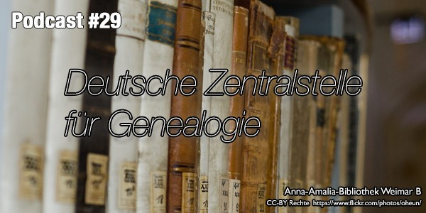 Deutsche Zentralstelle für Genealogie