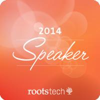 RootsTech Speaker 2014